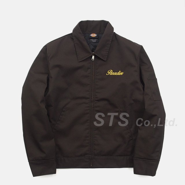 Paradis3 - Angeles Watching Dickies Jacket