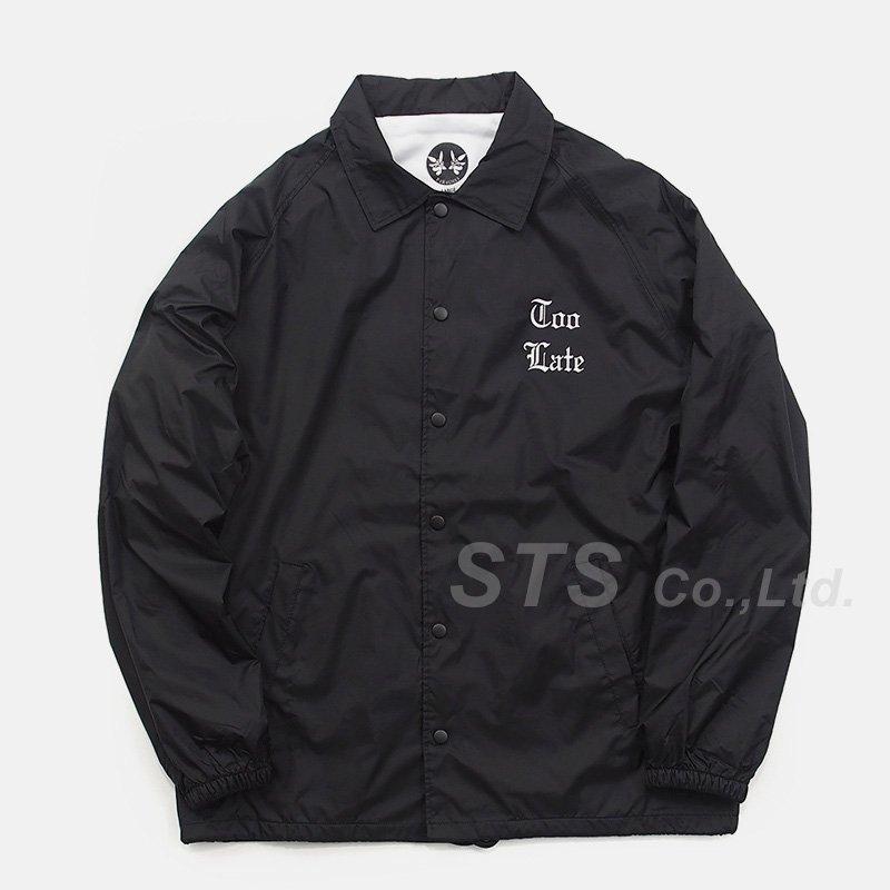 Paradis3 - Too Late Coach's Jacket