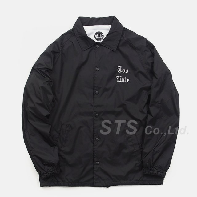 Paradis3 - Too Late Coach's Jacket