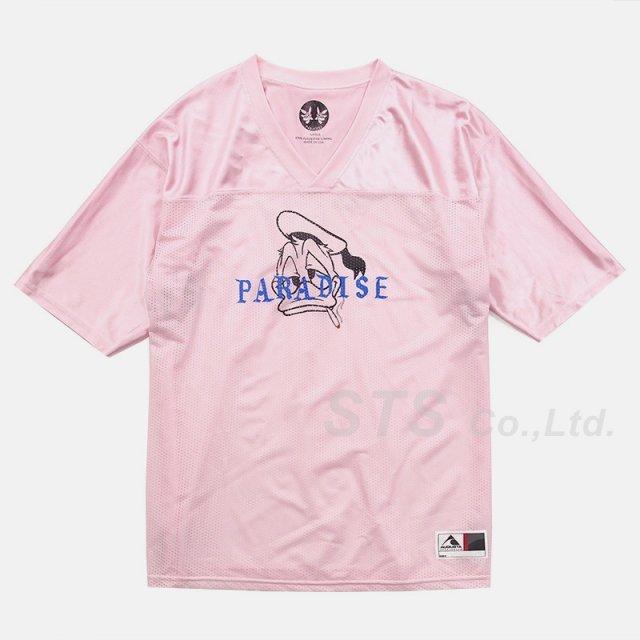 Paradis3 - Donald Paradise Mesh Jersey Tee