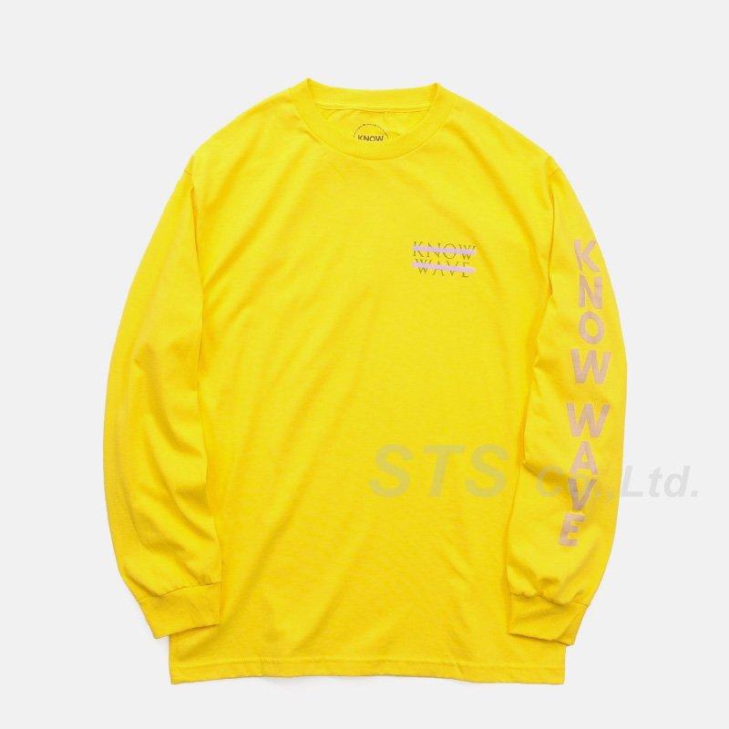 Know Wave - Yellow Single Pop Tee