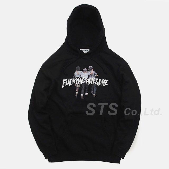 Fucking Awesome - Friends Hoodie