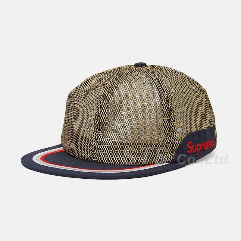 Supreme - Metallic Mesh 6-Panel Hat