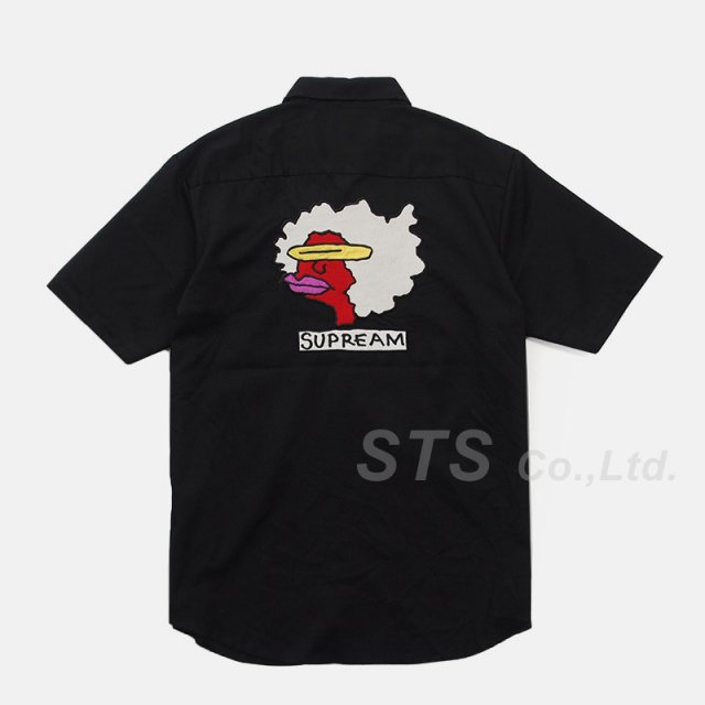 Supreme - Gonz Work Shirt