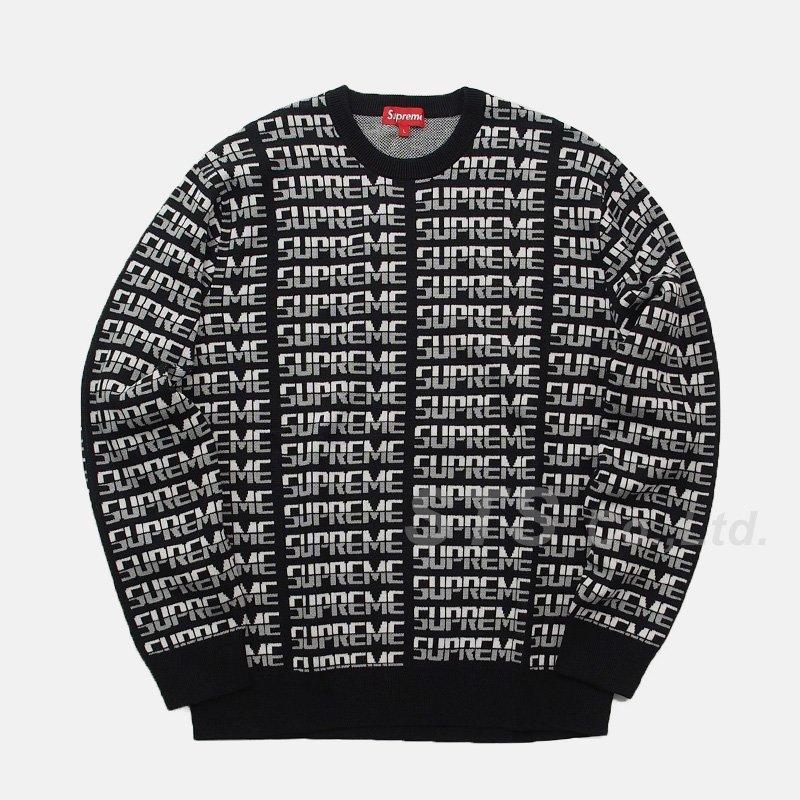 Supreme - Repeat Sweater
