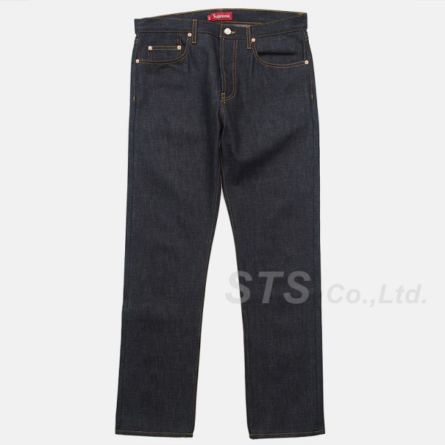 Supreme - Rigid Slim Jeans