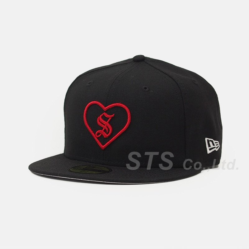 Supreme - Heart New Era
