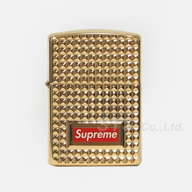 Supreme - Diamond Cut Zippo