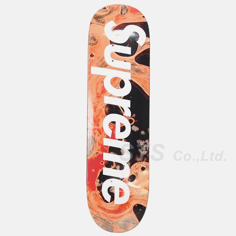 Supreme - Blood and Semen Skateboard