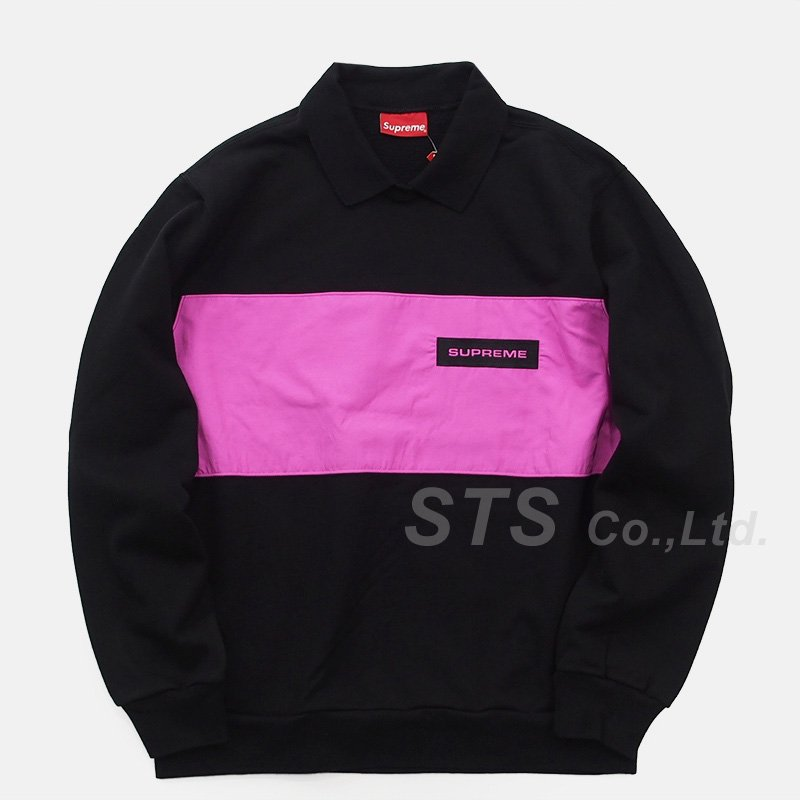 Supreme - Polo Crewneck