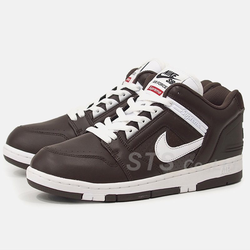 Supreme/Nike SB Air Force 2
