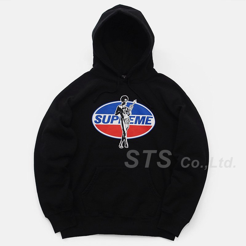 Supreme/HYSTERIC GLAMOUR Hooded Sweatshirt