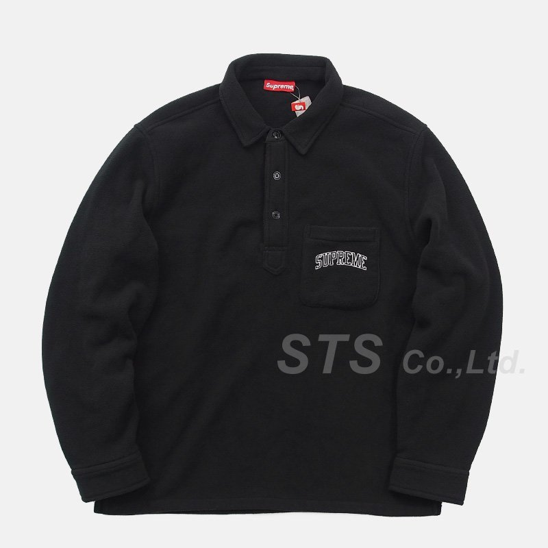 【SALE】Supreme - Polartec Pullover Shirt