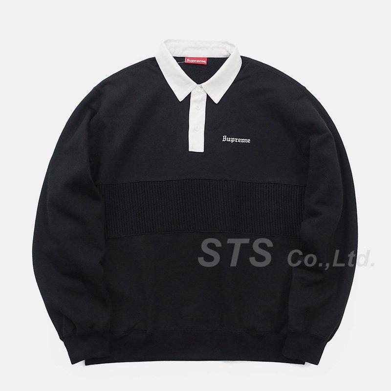 Supreme - Rugby Sweatshirt