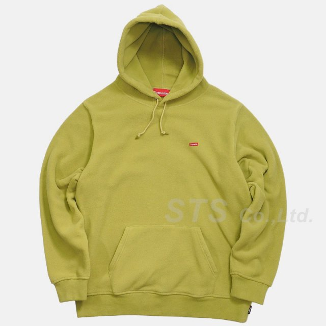 Supreme - Polartec Hooded Sweatshirt