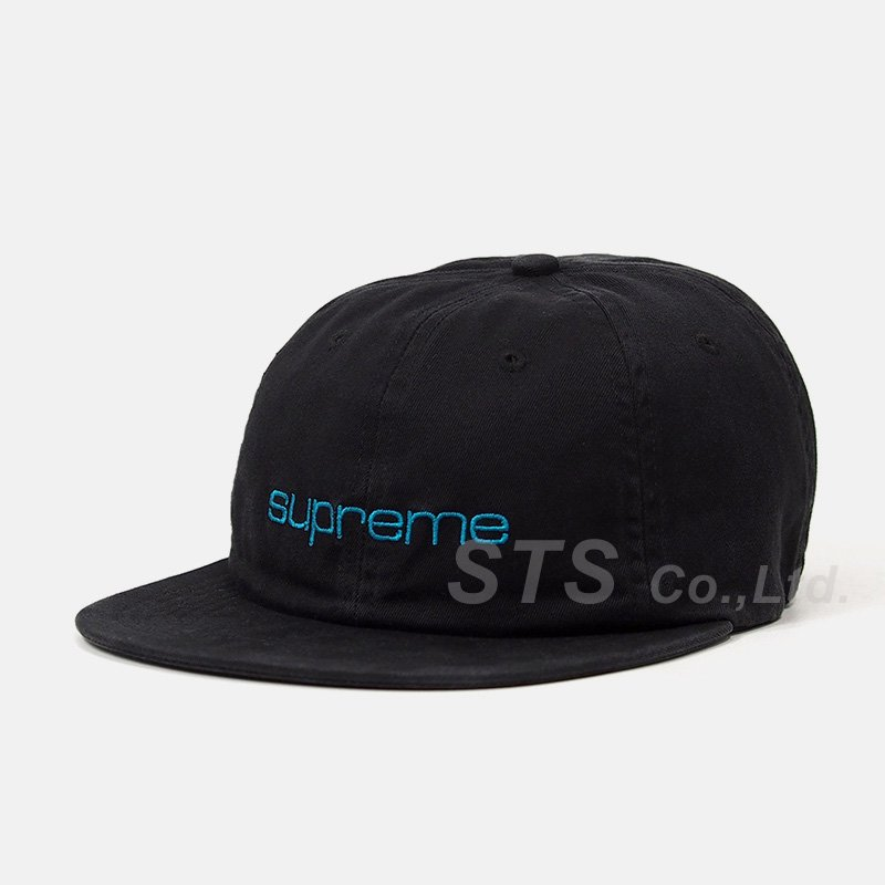 【SALE】Supreme - Compact Logo 6-Panel
