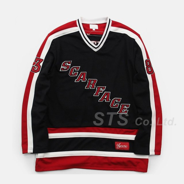 Supreme - Scarface Hockey Jersey