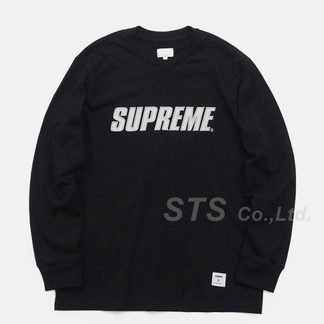 Supreme - Metallic L/S Top