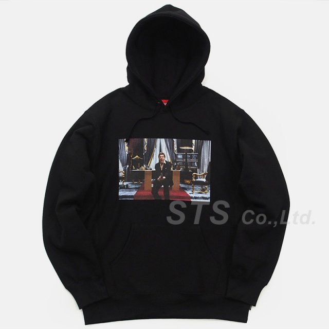 Supreme - Scarface Friend Hooded Sweatshirt