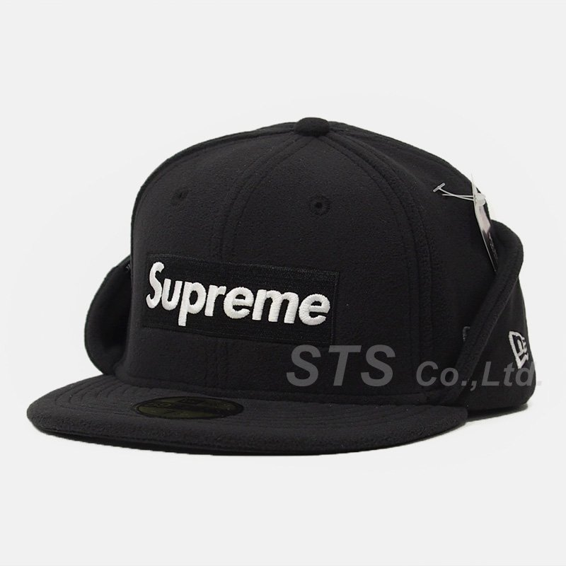 Supreme - Polartec Ear Flap New Era