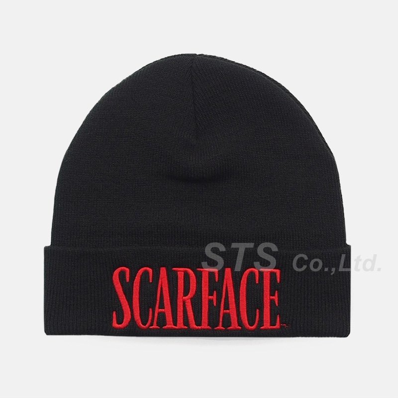 Supreme - Scarface Beanie