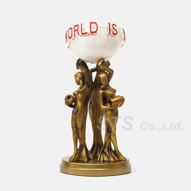 Supreme - Scarface The World Is Yours Lamp