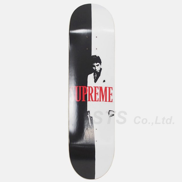 Supreme - Scarface Split Skateboard