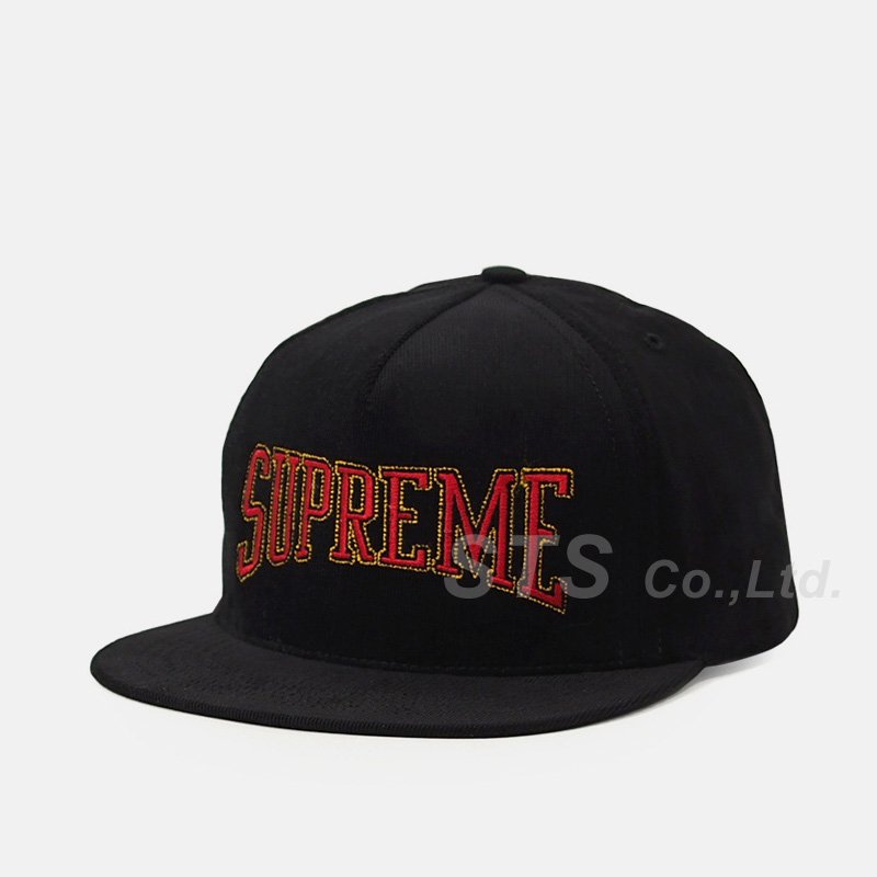 「BLACK FRIDAY」Supreme - Dotted Arc 5-Panel