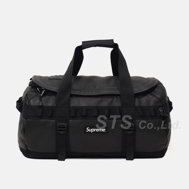 Supreme/The North Face Leather Base Camp Duffel
