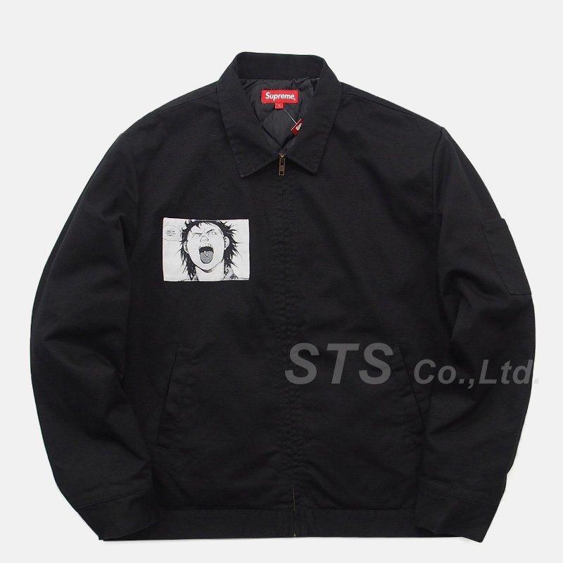 AKIRA/Supreme Work Jacket