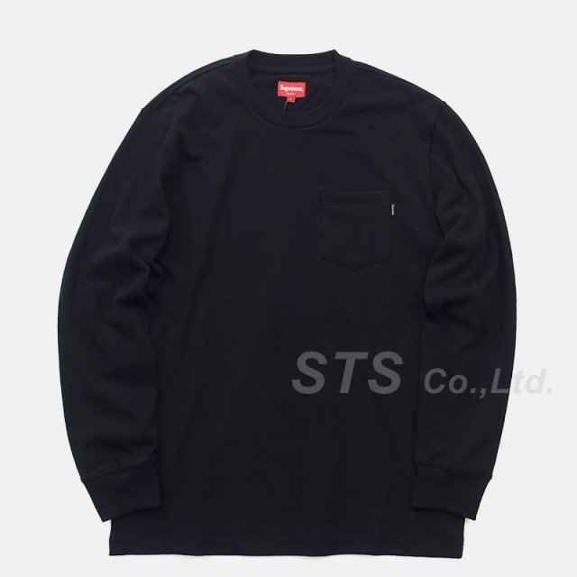 Supreme - L/S Pocket Tee