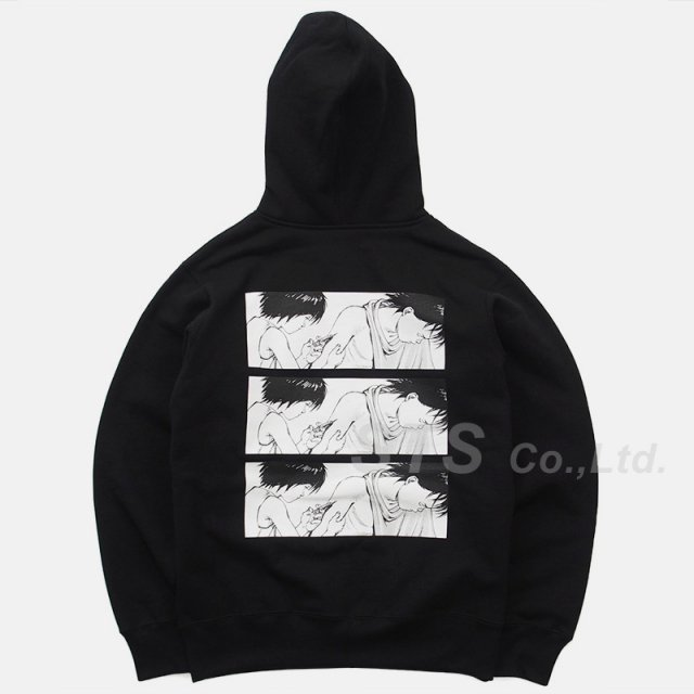 AKIRA/Supreme Syringe Zip Up Hooded Sweatshirt