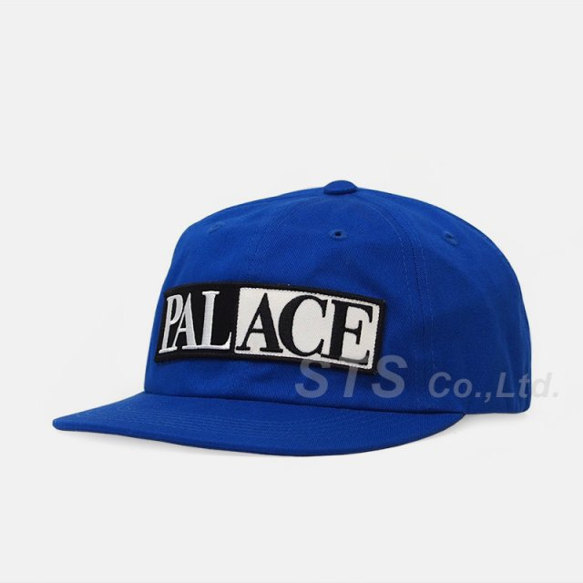 Palace Skateboards - Domino 6-Panel Cap