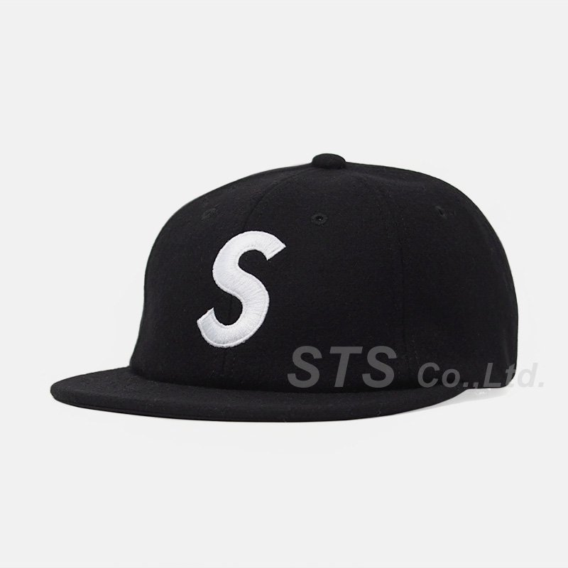 Supreme - Wool S Logo 6 Panel