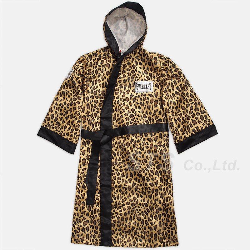 Supreme/Everlast Satin Hooded Boxing Robe