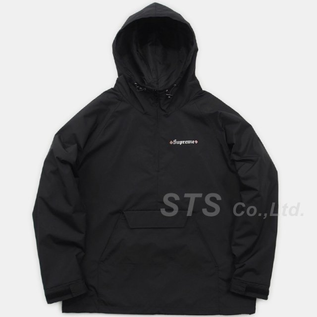 Supreme/Independent Nylon Anorak