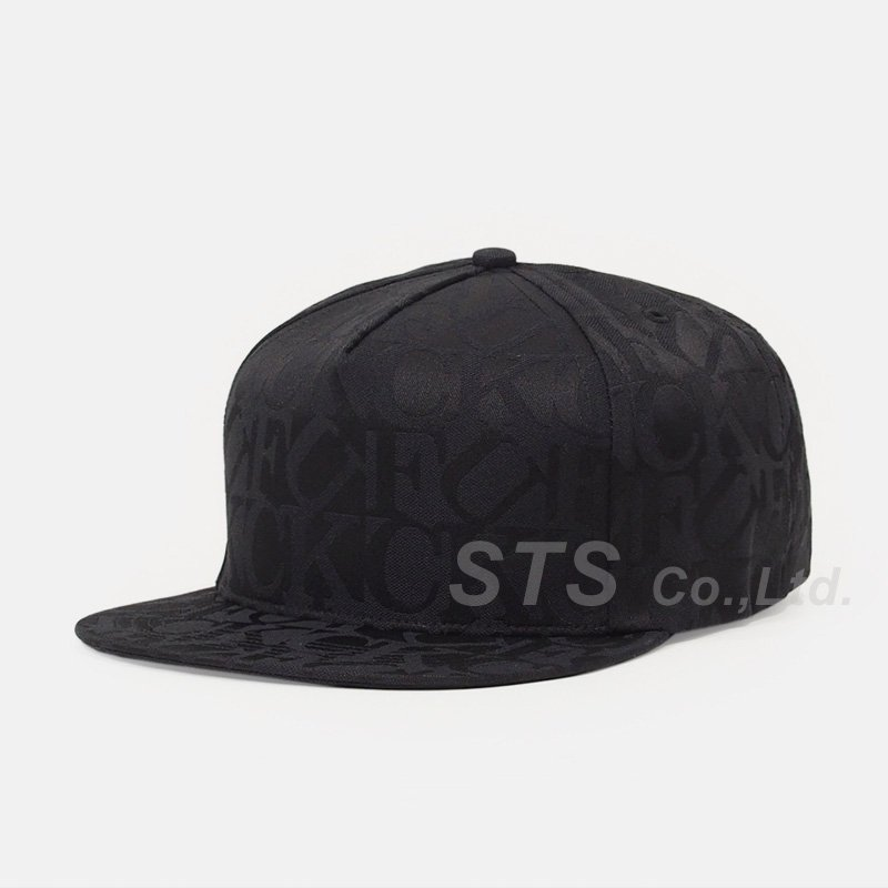 Supreme - Fuck Jacquard 5-Panel