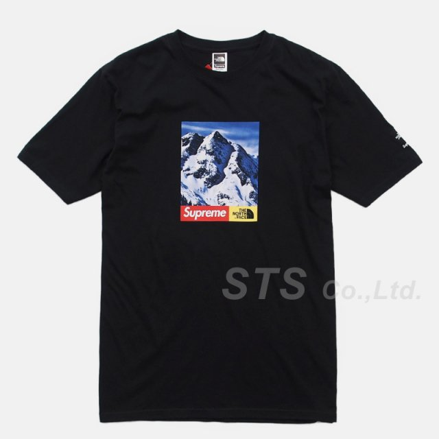 Supreme /The North Face Mountain Tee