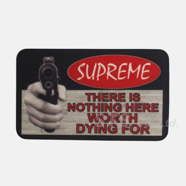 Supreme - Welcome Mat