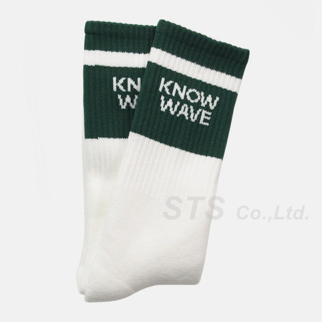 Know Wave - What's The Password Socks