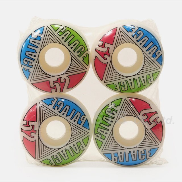 Palace Skateboards - Team Wheel 52mm