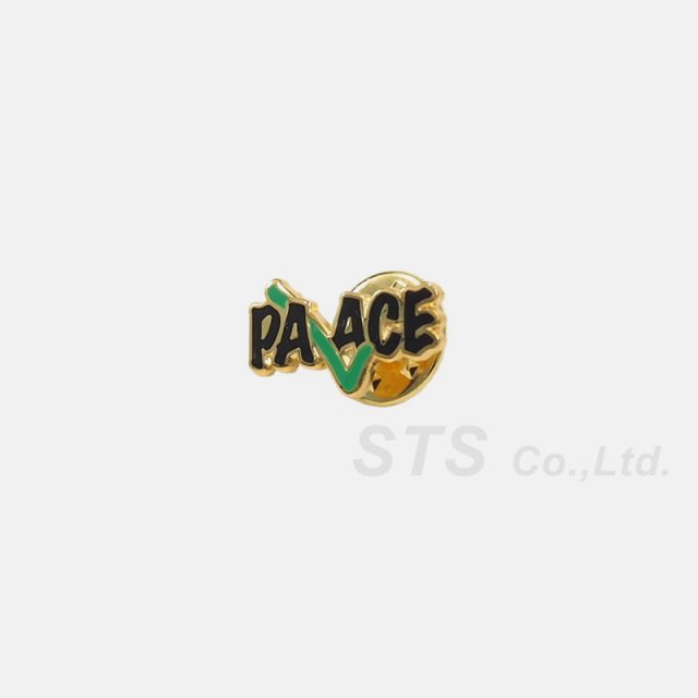 Palace Skateboards - Correct Pin Badge