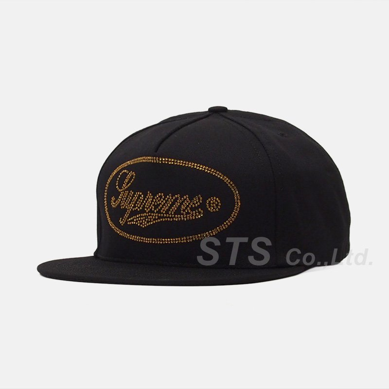 Supreme - Studded Script Logo 5-Panel