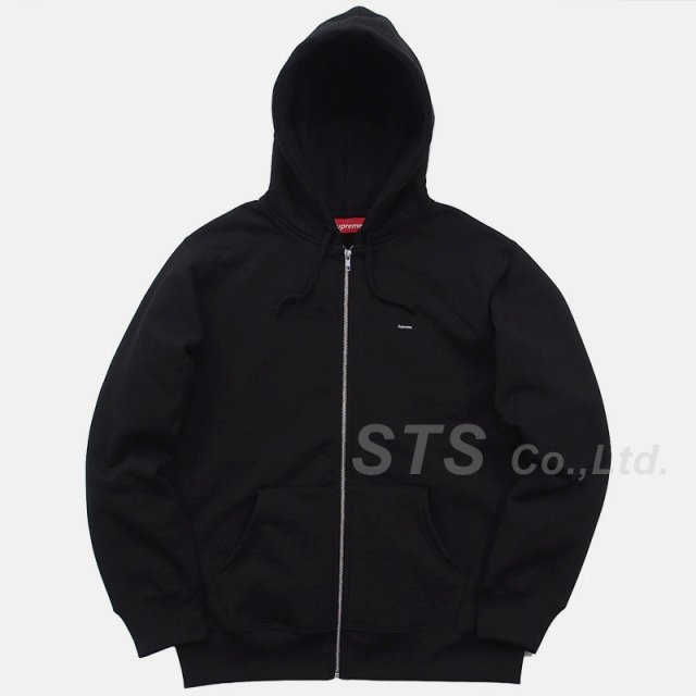 Supreme - Small Box Zip Up Sweatshirt