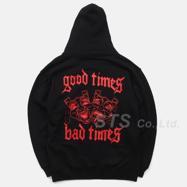 Paradis3 - Good Times Bad Times Hood