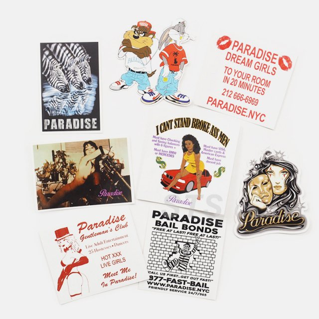 Paradis3 - AW-17 Sticker Pack
