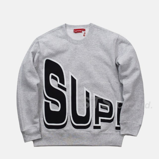 Supreme - Side Arc Crewneck