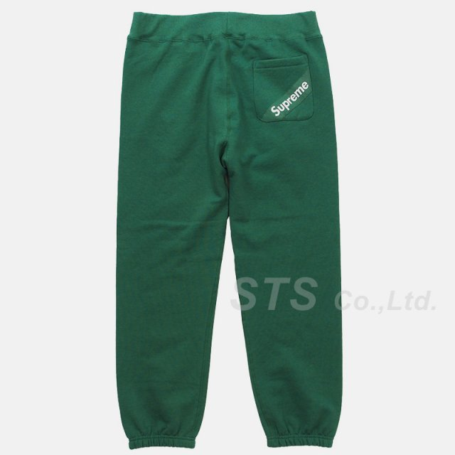 Supreme - Corner Label Sweatpant