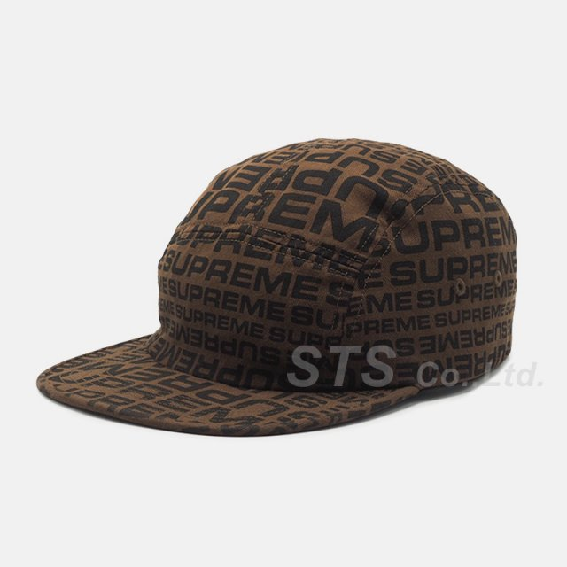【SALE】Supreme - Repeater Camp Cap
