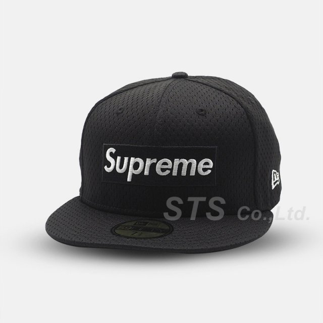Supreme - Mesh Box Logo New Era